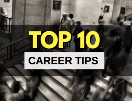 My Top 10 Career Tips
